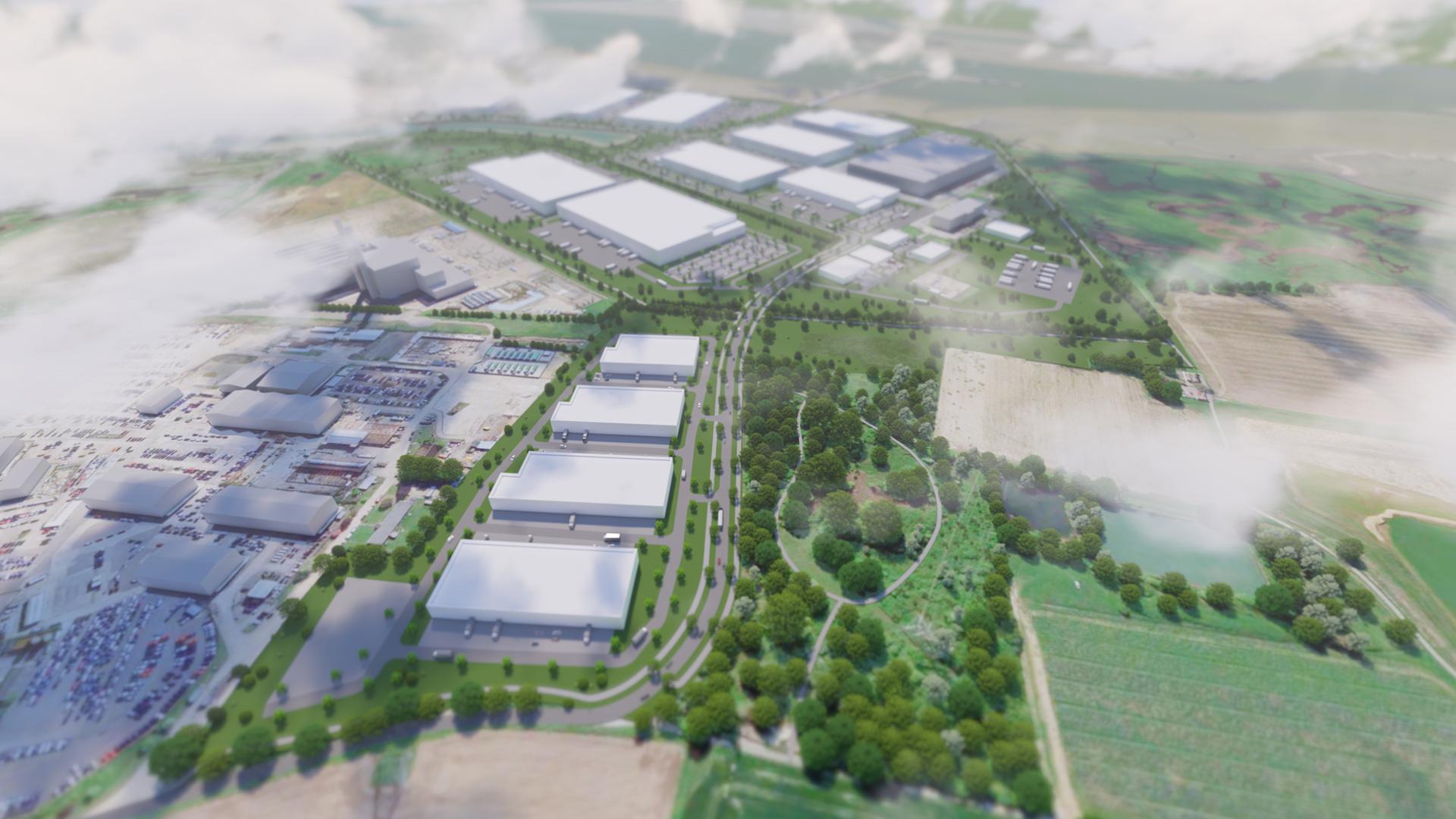 CGI of proposals